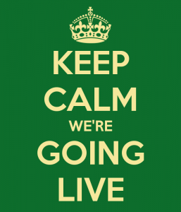 keep-calm-we-re-going-live